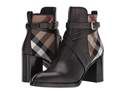 Burberry Vaughan 70 (Black) Women