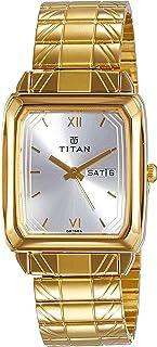 Titan Karishma Analog Multi-Color Dial Men's Watch -NK1581YM04