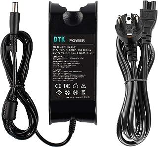 DTK® Computadora portátil Cargador Fuente de alimentación Adaptador Unidad de alimentación para portátil DELL Output: 19.5V 3.34A 65W Cargadore y adaptadore Conector: 7.4 * 5.0mm