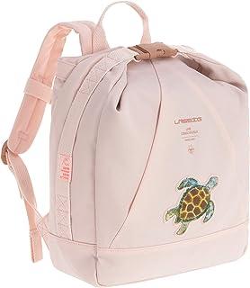 LÄSSIG Unisex Mini Backpack Ocean apricot Kinderrucksack, 25 x 10 x 30 cm