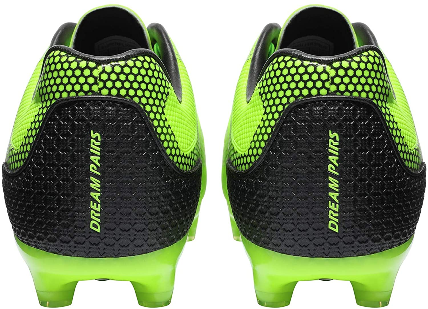 DREAM PAIRS Men/'s Superflight-2 Firm Ground Soccer Cleats Soccer Shoes