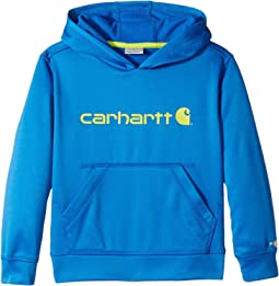 Carhartt Kids - Force Signature Sweatshirt (Little Kids)