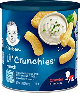 Gerber Lil' Crunchies, Ranch