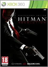HITMAN ABSOLUTION PROFESSIONAL EDITION - XBOX 360