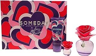 Justin Bieber Someday 3 Piece Gift Set for Women