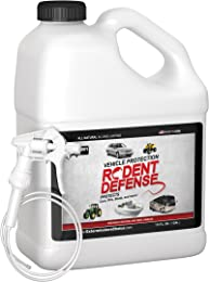 Best rodent repellents for cars