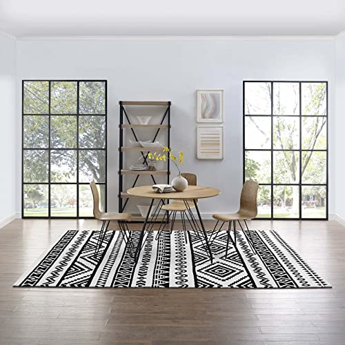 8x10 Black Pattern Area Rugs Amazon Com