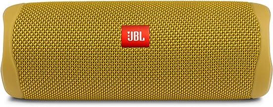 بلندگو بلوتوث قابل حمل ضد آب JBL FLIP 5 - زرد