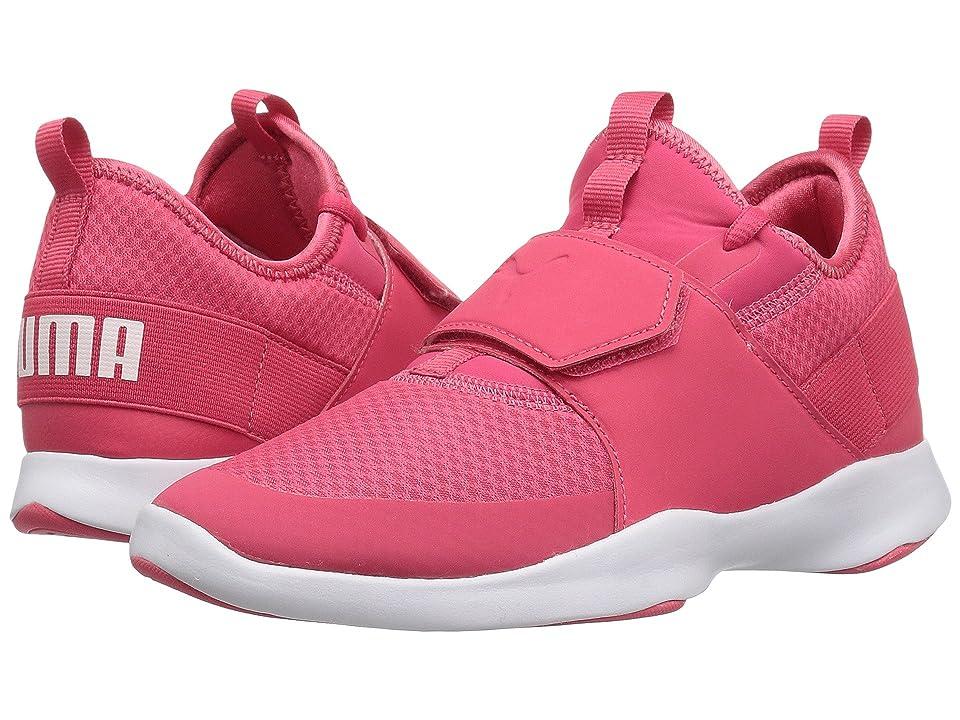 Puma Kids Puma Dare Trainer (Little Kid/Big Kid) (Paradise Pink/Pearl) Girls Shoes