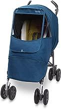 Manito Melange Alpha Stroller Weather Shield (Blue)