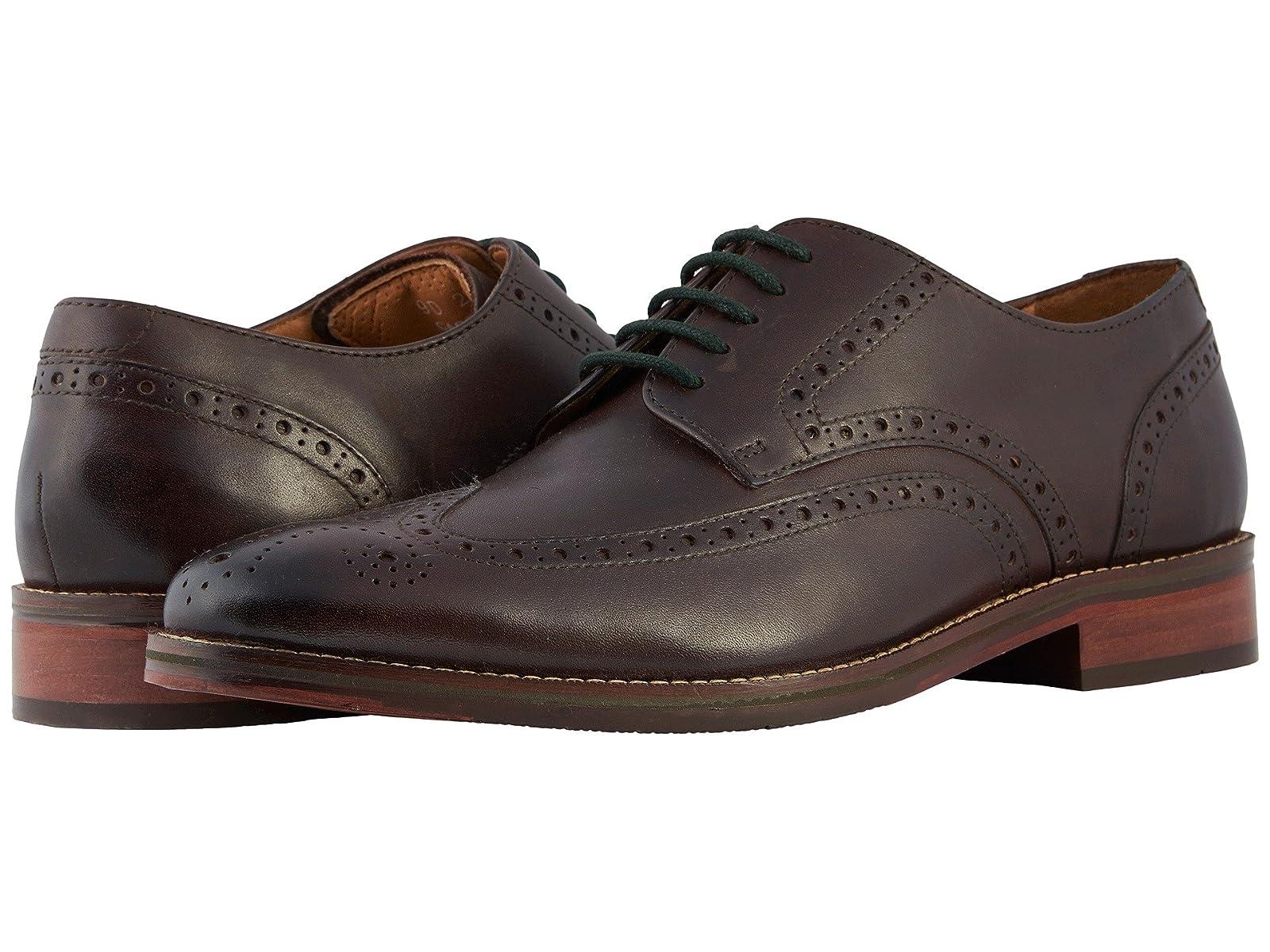 Florsheim Salerno Wingtip OxfordAtmospheric grades have affordable shoes