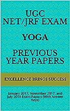 Best net exam yoga books Reviews