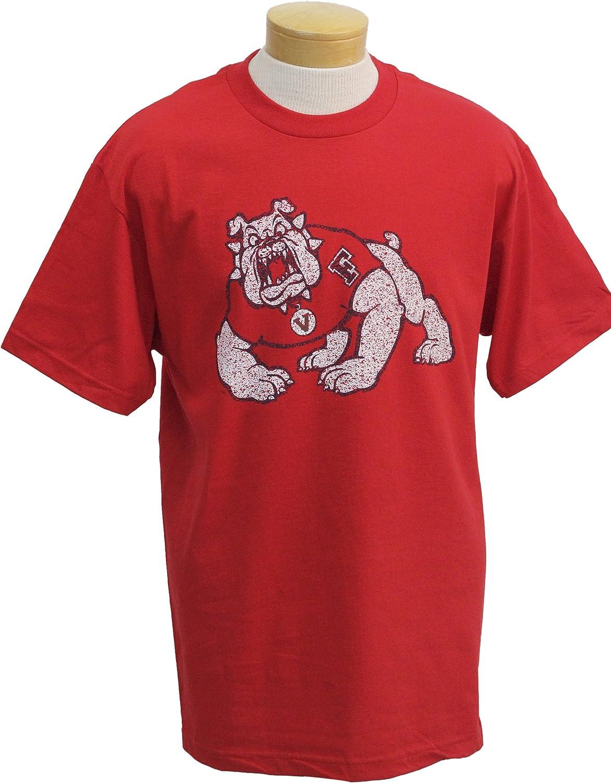 NCAA Fresno State Bulldogs Mail sale order cheap Biggies Sleeved T-Shirt Short