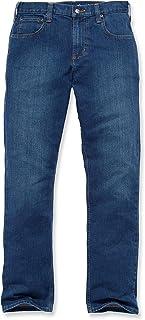 Carhartt Men's Rugged Flex Relaxed Straight Leg Jean