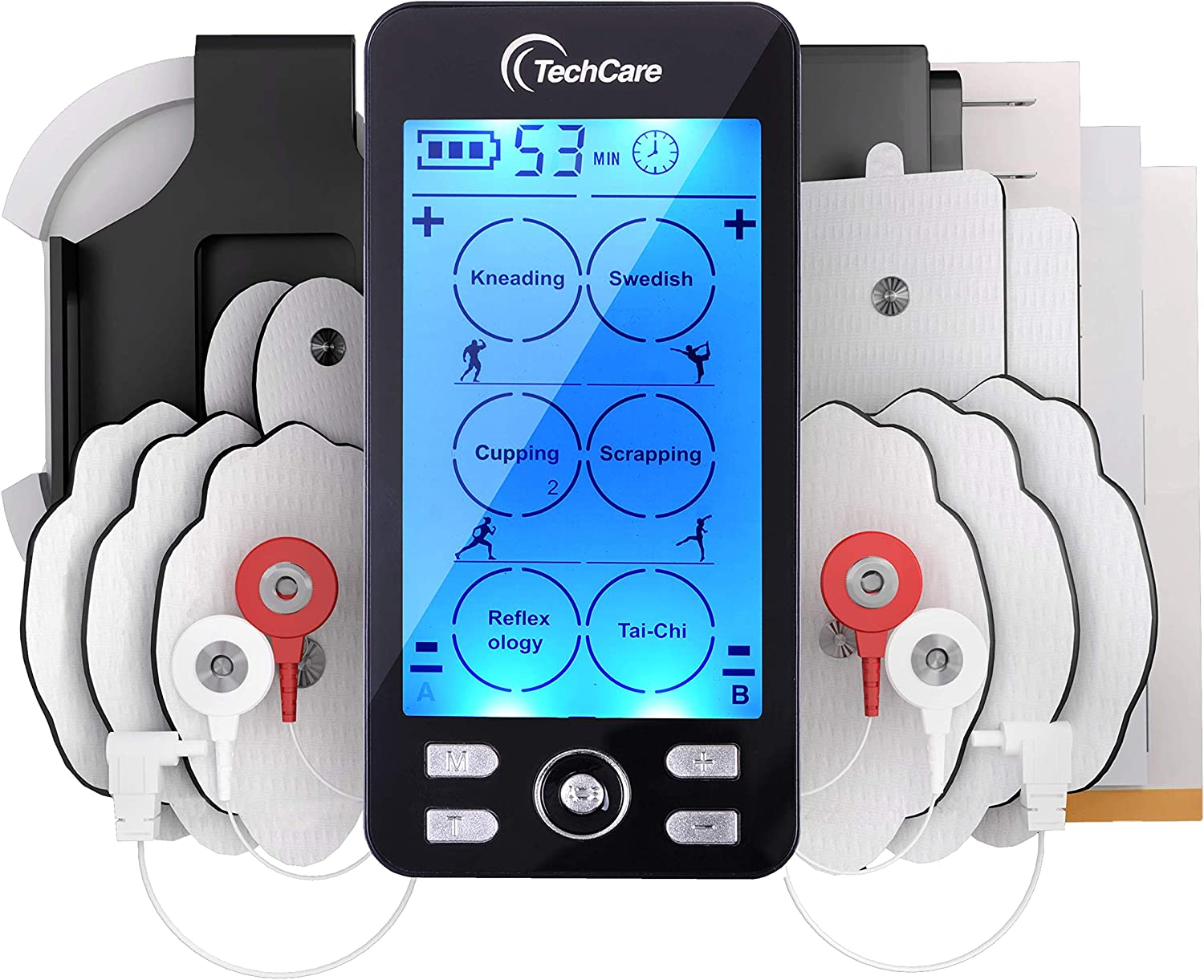 Tens half Unit Plus 24 Rechargeable Pulse Electronic Special price for a limited time Massager Machine