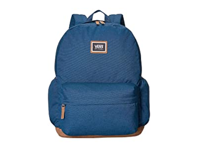 Vans Realm Plus Backpack (Gibraltar Sea) Backpack Bags