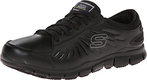 Skechers Chaussures for Work 76551 Eldrouge Travail