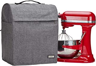 Sponsored Ad - HOMEST Stand Mixer Cover Compatible with KitchenAid Bowl Lift 5-8 Quart,Dust Cover with Zipper Pocket for A...