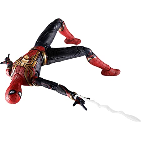 S.H.フィギュアーツ スパイダーマン [インテグレーテッドスーツ] (スパイダーマン:ノー・ウェイ・ホーム) 約150mm ABS&PVC製 塗装済み可動フィギュア