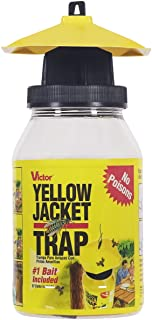 Victor M362 Poison-Free Reusable Yellow Jacket & Flying Insect Trap