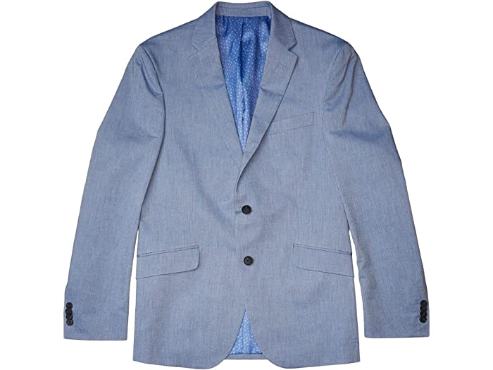 Unlisted by Kenneth Cole Mens Chambray Blazer