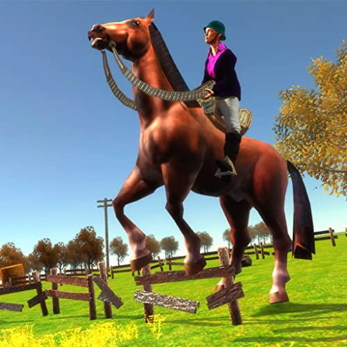 Horse Riding 3D Games: Ride With Prince