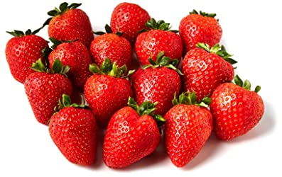 BerryBalance Strawberries, 400g
