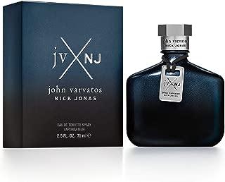 John Varvatos Nick Jonas JVXNJ Eau de Toilette Spray, Cologne for Men