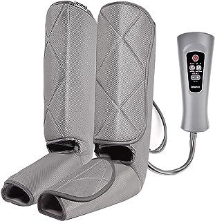 RENPHO Masseur de compression des jambes pour la circulation et la relaxation, Appareil de massage des pieds et des mollet...