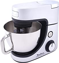 MOULINEX Masterchef Gourmet Kitchen Food Processor 1100W 8 Speeds and 4.6 Ltr, QA611D27