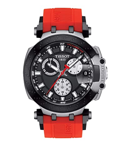 Tissot T-Sport T-Race Chronograph T1154172705100 (Black) Watches