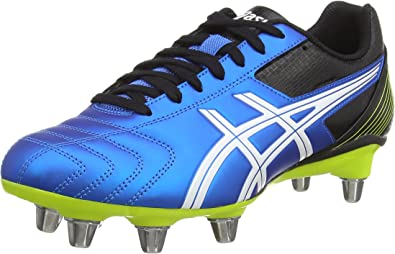 Asics Lethal Tackle, Chaussures de Rugby Homme - Bleu (electric ...