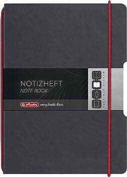 40081... A5 herlitz 11361904 Papier-Ersatzeinlagen für Notizheft my.book flex