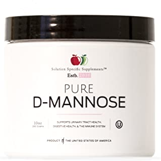Best d mannose powder dosage for uti Reviews