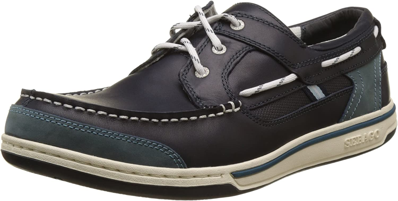 Sebago Men's Triton Three Eyelets FGL Boat shoes