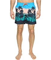 Original Penguin - Sunset Beach Printed