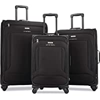 Deals on American Tourister Pop Max Softside Luggage Set 3-Pc