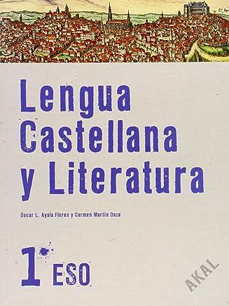 Lengua castellana y Literatura 1? ESO. Libro del alumno (Ensenanza secundaria)