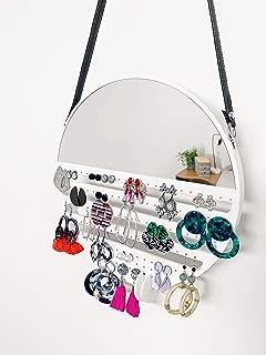 mirror earring holder