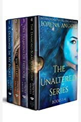 The Unaltered Series Box Set 1-4: A Young Adult Urban Fantasy Romance Kindle Edition