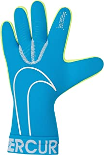Nike Goalkeeper Mercurial Touch Victory Gloves - Blue-White 9
