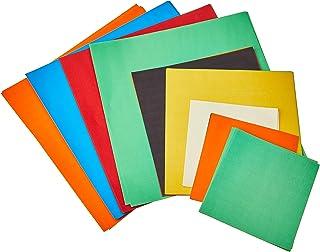 Bloco para Educação Artística Orimania, Dupla Face, 75g com 60 Folhas, Romitec, 5603RL, Multicolor