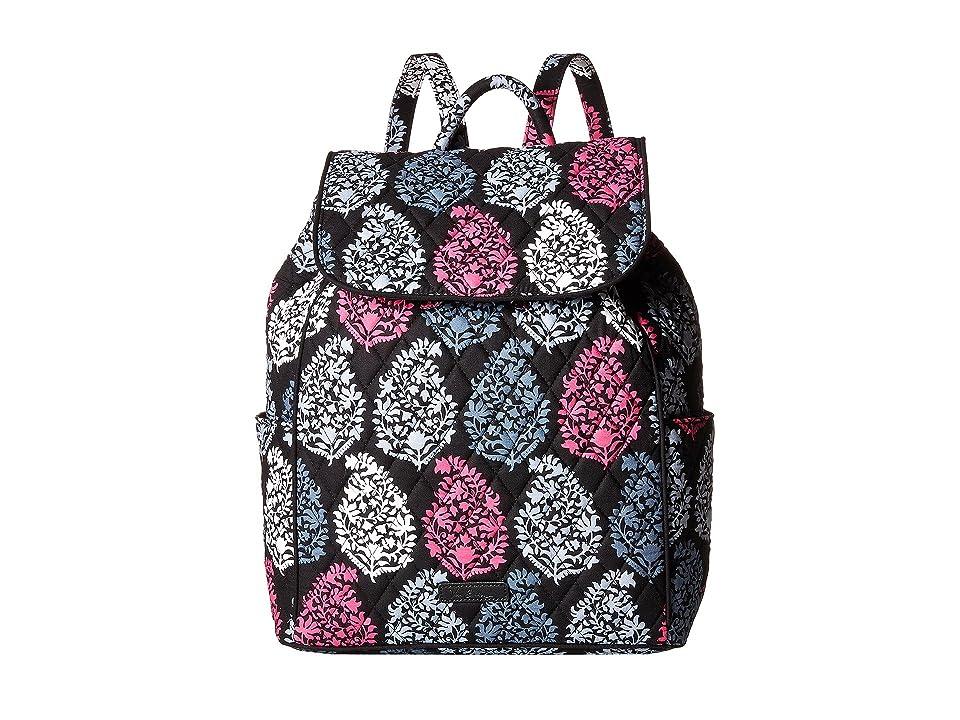 Vera Bradley Drawstring Backpack (Northern Lights) Backpack Bags