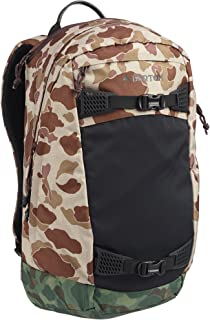 Burton Snowboards Unisex Dayhiker Pro 28L Luggage, Desert Duck Print, Dimensions: 49cm x 31cm x 19cm, Volume: 28L, Durably Constructed