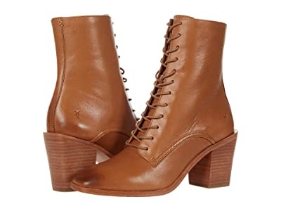 Frye Georgia Lace-Up Bootie