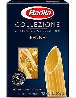 Barilla Collezione Pasta, Penne, 16 Ounce (Pack of 12)