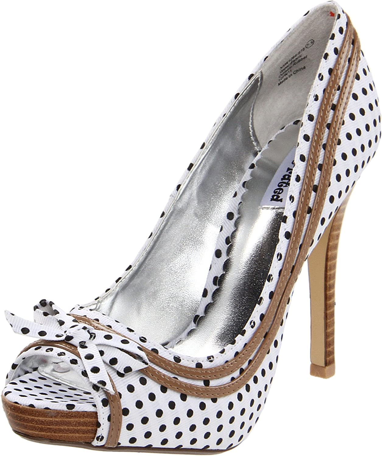 Not Cheap mail order shopping Rated Women's Popular Cover Look Open-Toe 4 Pump