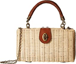Patricia Nash - Ayora Wicker Shoulder Bag