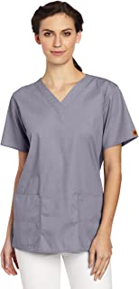 Carhartt Women's Scrubs V-Neck Two Pocket Top