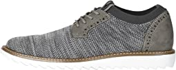 Einstein Knit/Leather Smart Series Dress Casual Oxford with NeverWet